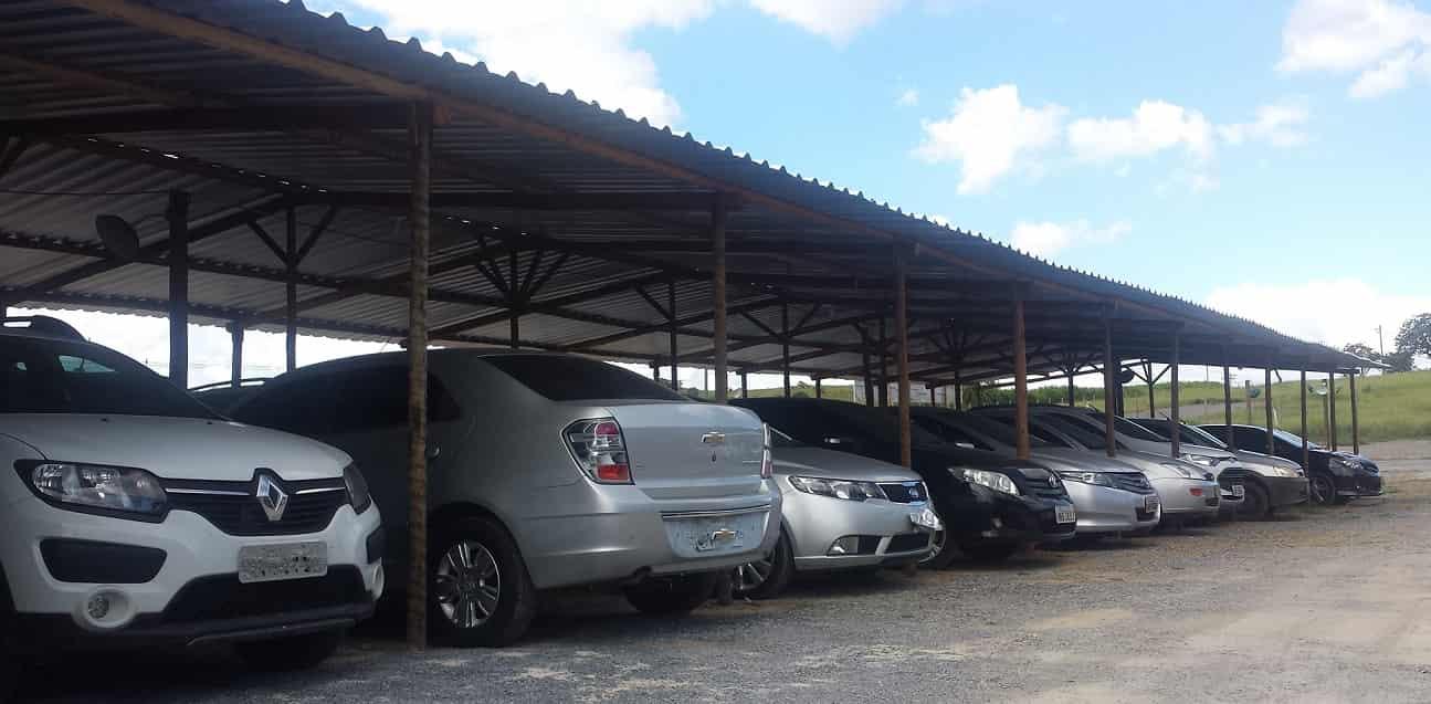 escritório Pátio Confins