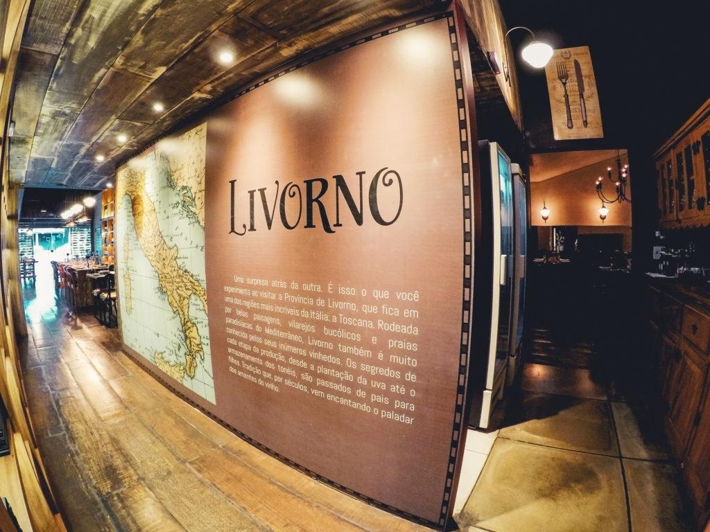 Restaurante Taberna Livorno